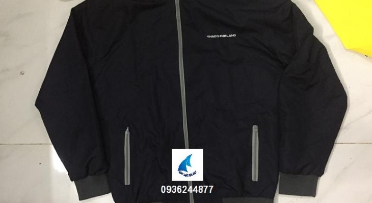 Xưởng may áo gió áo khoác trực tiếp không qua trung gian, nhận may áo thun.