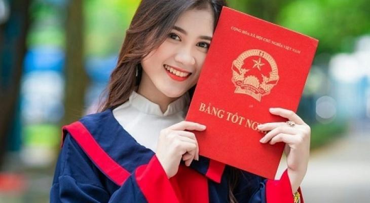 Xưởng may áo tốt nghiệp giá rẻ, may áo cử nhân mầm non, đồng phục tốt nghiệp đại học 0909504475