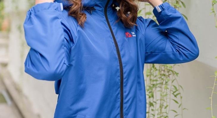 May áo khoác thể thao, nhận may áo khoác gió đồng phục trường học, áo khoác sự kiện du lịch dã ngoại